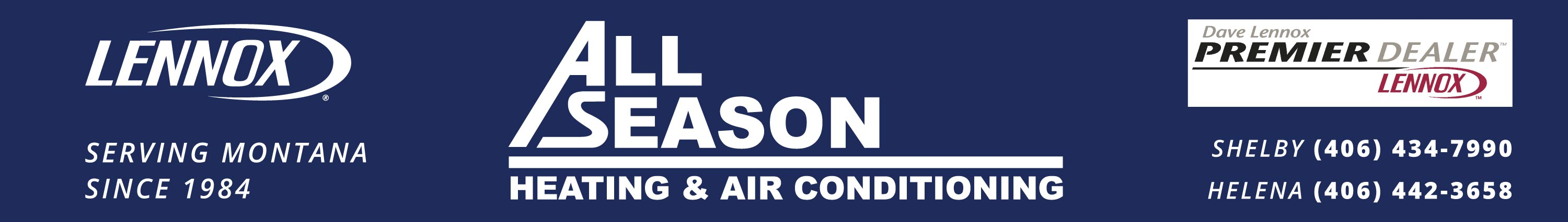 Air Conditioning - All Season Heating & Cooling